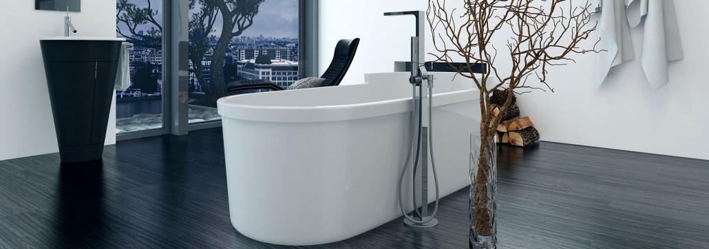 Neuer Einrichtungstipp: Vom Badezimmer zur Wellness-Oase