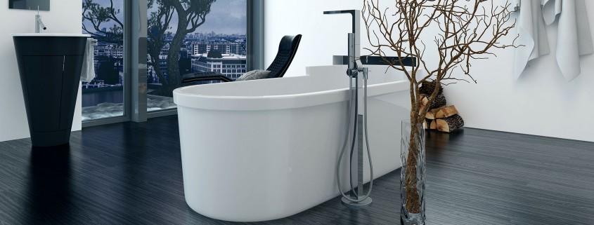 Neuer Einrichtungstipp: Vom Badezimmer zur Wellness-Oase - BoDomo ...